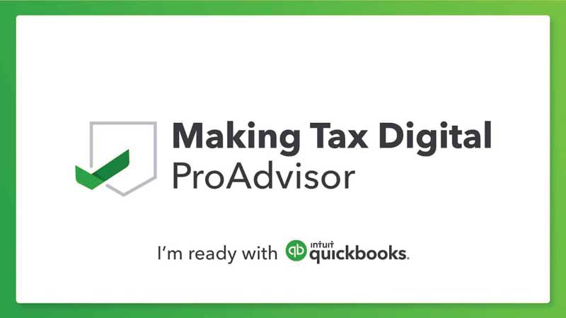 Making Tax Digital Pro Advisor Newquay Cornwall